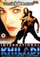 International Khiladi DVD