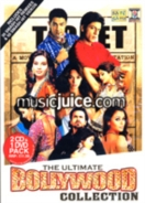The Ultimate Bollywood Collection-2 CDs & DVD