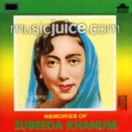 Memories Of Zubaida Khanam CD