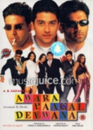 Awara Paagal Deewana (2002) DVD
