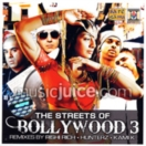 The Streets Of Bollywood 3 CD