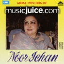 Latest 1992 Hits Of Noor Jehan CD
