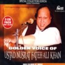 Golden Voice Of Ustad Nusrat Fateh Ali Khan (3 CD Set)