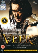 Veer (2010) DVD / Blu-ray