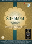 Sufiaana (The Complete Sufi Experience) - 5CD Pack