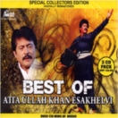 Best Of Atta Ullah Khan Esakhelvi (3CD Set)