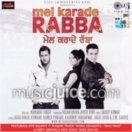 Mel Karade Rabba CD
