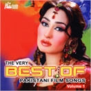 The Very Best Of Pakistani Film Songs - Volume 1 CD