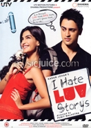 I Hate Luv Storys (2010) DVD / Blu-ray