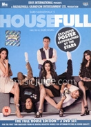 Housefull (2010) DVD / Blu-ray