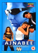 Ajnabee (2001) DVD