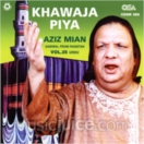 Khawaja Piya (Vol. 25) CD