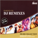 Pakistani DJ Remixes CD