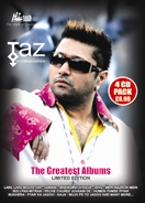 The Greatest Albums Taz - Stereo Nation (4CD PACK)