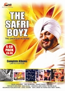 The Greatest Albums Safri Boyz (5CD PACK)