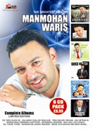 The Greatest Albums Manmohan Waris (6CD PACK)