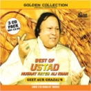 Best Of Ustad Nusrat Fateh Ali Khan (Geet & Ghazals) (3 CD Set)