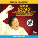 Best Of Ustad Nusrat Fateh Ali Khan (Sufiana Qawwalies) (3 CD Set)