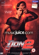 Don 2 (2012) DVD / Blu-Ray