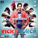 Vicky Donor CD