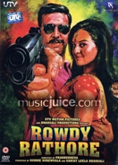 Rowdy Rathore (2012) DVD / Blu-Ray