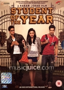 Student Of The Year (2013)  DVD / BLU-RAY
