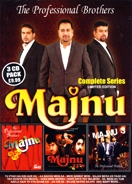 MAJNU (3 CD SET)