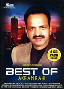 Best Of Akram Rahi (4 CD Set)