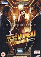 Once Upon A Time In Mumbaai Dobara (2013) DVD