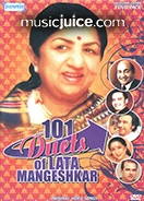 101 Duets Of Lata Mangeshkar (3 DVD Set)
