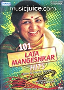 101 Lata Mangeshkar Hits (3 DVD Set)