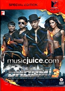 Dhoom 3 (2014) DVD / Blu-Ray