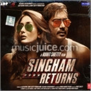 Singham Returns CD