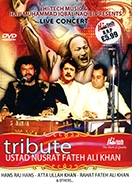 Tribute to Ustad Nusrat Fateh Ali Khan DVD