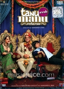 Tanu Weds Manu Returns (2015) DVD