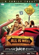 All Is Well (2015) DVD