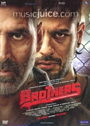 Brothers (2015) DVD