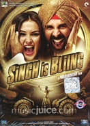 Singh Is Bliing (2015) DVD