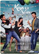 Kapoor & Sons (2016) DVD