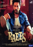 Raees (2017) DVD / BLU-RAY