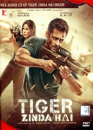Tiger Zinda Hai (DVD & Free Audio CD)