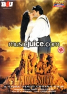 1942 A Love Story DVD