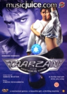Taarzan (The Wonder Car) DVD
